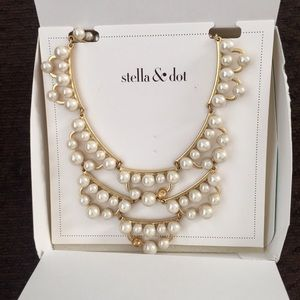Stella & Dot Pearl Statement